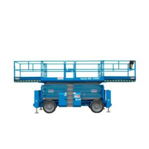 Dieselkäyttöiset saksilavat