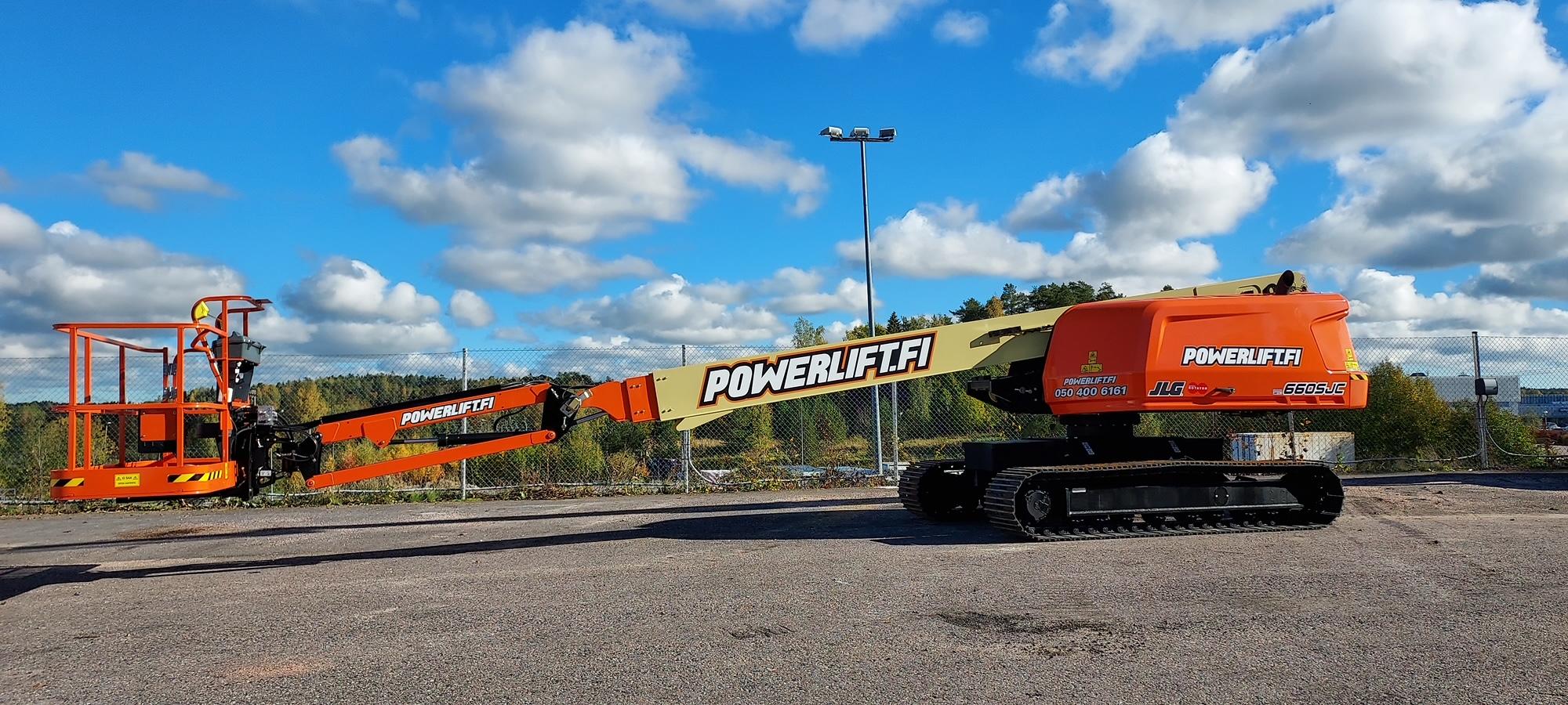 Powerlift-uutiset